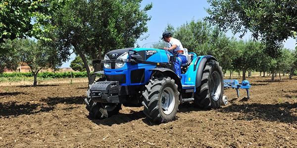 Tracteurs fruitiers
