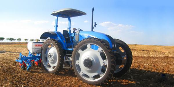 Tracteurs de hautes cultures