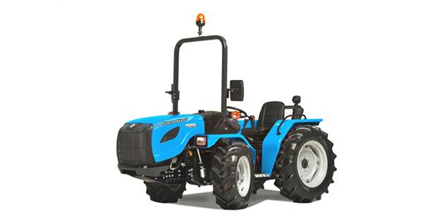 Tracteurs articulés et à siège réversible