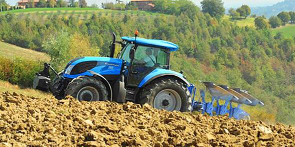 Tracteurs Landini
