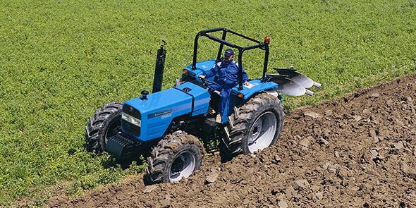 Tracteurs standards